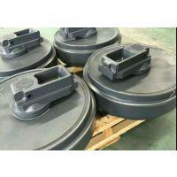 销售小松PC450-8引导轮 小松挖掘机配件