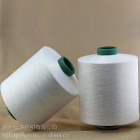 厂家供应涤纶DTY300D/576F S+Z捻 纺织面料专用 舒棉绒