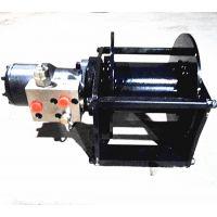 单绳拉力600公斤小直径液压卷扬机吊车专用轻便耐用