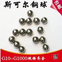 钢球厂家直销 1Cr17Mn6Ni5N 实心耐磨圆滚珠 201不锈钢球钢珠