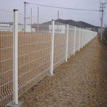 绿化带隔离护栏价格 江门钢板网防护栏杆 清远浸塑防爬网护栏
