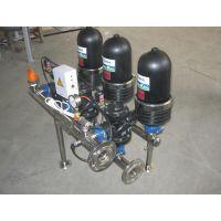 循环水过滤器盘式过滤器叠片式过滤器2寸单元头