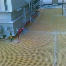 洗车房格栅盖板 耐酸碱玻璃钢格栅 水沟盖板