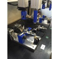 软管包装测试机气密性压力角阀水龙头气测气密性测试卫浴软管测试压力测试机