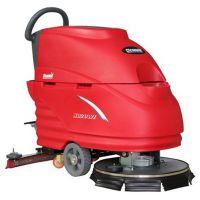 克力威手推式电瓶洗地机XD20WE物业保洁用清洗吸干一体机