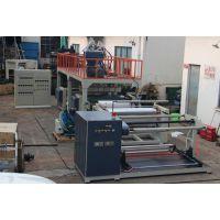 上海气泡膜机 复合型气泡膜生产设备 1.6米5层复合气泡膜机器