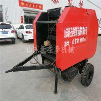 厂家定做加大型行走式捡拾打捆机 麦草打包机热销中