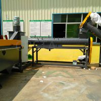 供应塑料管材破碎回收设备T325_CRSTA废旧管材处理设备