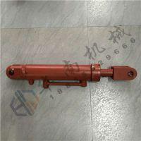 原装正品南方路机搅拌机卸料门液压油缸拉杆