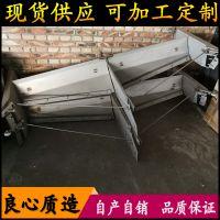 养殖业最新养猪设备不锈钢自动刮粪机哪里生产猪用清粪机