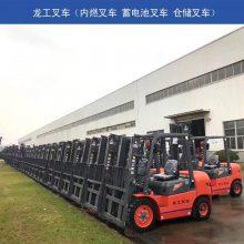 龙工叉车本月价格划算 济南供应龙工2吨3吨电瓶叉车