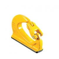 供应YOKE合金钢焊接型吊钩8-081