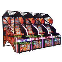 广州西索动漫直销电玩设备电子游戏机疯狂投篮