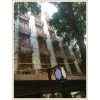 都匀氟碳铝窗花 艺术中式铝窗花 8方起定制