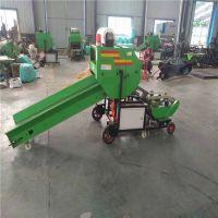 青贮打捆包膜机LR-5552玉米秸秆稻草牧草打捆包膜适用于牛羊马猪等动物