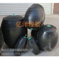 纯橡胶水堵和高温硫化水堵的用途区别
