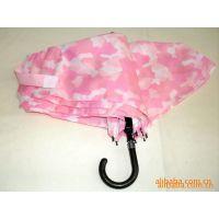 供应[伞厂热荐]公主雨伞 女式遮阳伞 防紫外线女式伞 蕾丝边女式折伞