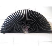升降机帆布阻燃风琴罩 机床安全风琴保护套 促销机床风琴防护罩
