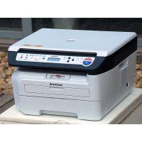 南京联想打印机没墨打印不出字上门硒鼓加粉