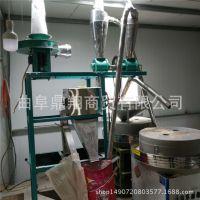 自动电动石磨面粉机组 自动上料大型杂粮面粉石磨鼎翔机械厂直销