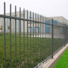 汕头锌钢护栏小区防护栏庭院铁栅栏批发 汕头铁艺护栏定做方式