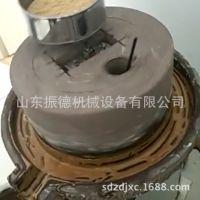 花生酱石磨厂家 供应 原味豆浆石磨 振德 新型浆米浆石磨