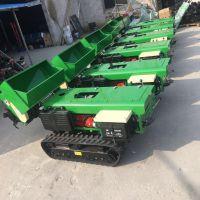 富兴开沟施肥机 履带式果园耕作回填机 履带式开沟机厂家