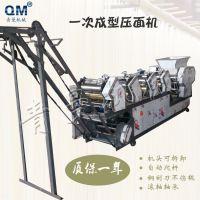 青曼全自动挂面机压面机面条机多少钱