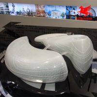 学生毕业设计模型制作 古镇灯饰手板加工厂