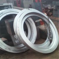 无锡威曼高登生产A182F92超临界热锻厚壁钢管,F92锻造法兰
