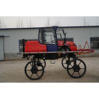 科博机械空调式新型喷雾器 自走式打药机 农用水稻喷雾喷药机 农业机械