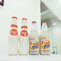 吉祥树鲜磨豆奶308ml玻璃瓶装