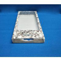 厂家定制pvc包装盒透明吸塑包装pp文具包装盒塑料手提盒塑料制品