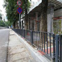 深圳京式护栏现货 中山白色道路护栏价格 珠海马路锌钢围栏 晟成