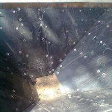 5毫米高密度胶木刮刀超高分子量聚乙烯锥形除渣器
