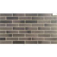 新型墙体建材 南京能益 柔性饰面砖厂家班夫条纹石软瓷砖 劈开砖品牌