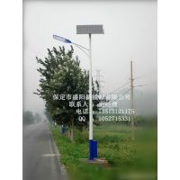供应山西太原led太阳能路灯|6米路灯