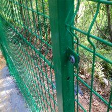 小区隔离栅 框架隔离栅 铁丝围墙网
