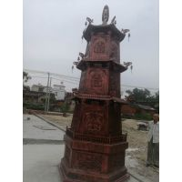 昇顺法器铸造寺庙大型铸铁烧纸炉 广西柳州香炉