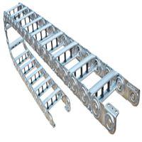 优质钢制拖链,桥式钢铝拖链、可以拼装连接、本月特价