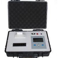 中西dyp TY-600B便携式土壤养分速测仪 型号:JA17-TY-600B库号:M20213
