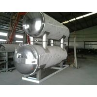 诸城盛华杀菌锅厂制造 玫瑰酱高温杀菌 食品级灭菌设备15053630633