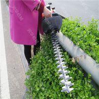 南京苗圃专用绿篱机 合金刀片枝叶修剪机 紫薇造型绿篱机