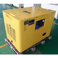 睿德R2V88双缸风冷柴油发电机组 10KW风冷柴油发电机组 14HP静音单相