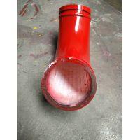 泵车弯头防磨内衬氧化铝耐磨陶瓷片选赢驰