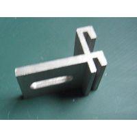铝合金挂件厂家 研发铝合金陶士板F型挂件 陶士板挂件厂家直销