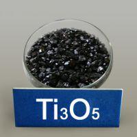 五氧化三钛(Ti3O5) 镀膜材料 高纯蒸发材料