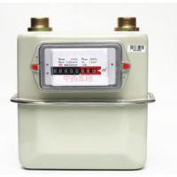 中西(LQS特价)家用燃气表/煤气表 型号:WER/G4库号:M342847