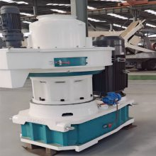 湖南生物质颗粒机生产线 恒美百特132KW时产1.5-2吨颗粒机设备型号