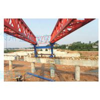 新东方青海扎尖项目架桥机